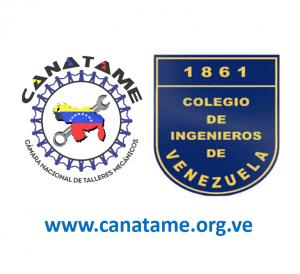 Reunión con representantes del Colegio de Ingenieros de Venezuela y Canatame