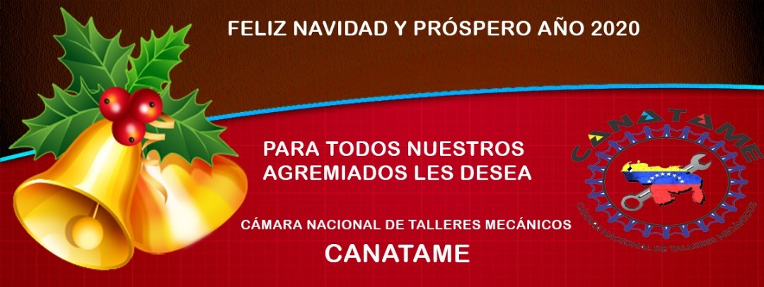En este momento estás viendo Mensaje Navideño de parte del Consejo Directivo Nacional de CANATAME