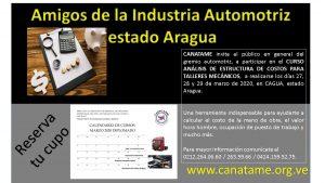 Evento estado Aragua