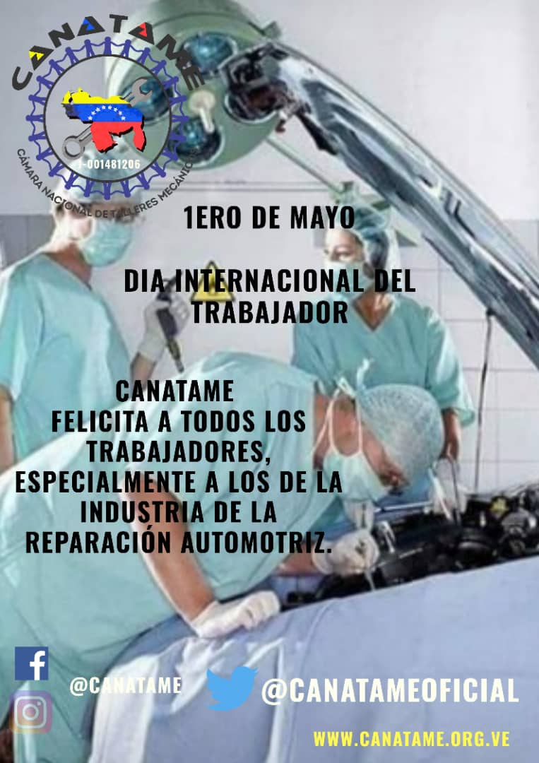 Feliz Día del Trabajador