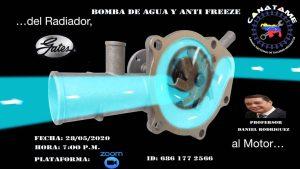 Bomba de Agua y Anti Freeze