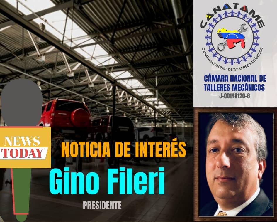 NOTICIAS DE INTERÉS DE CANATAME A LA INDUSTRIA DE LA REPARACIÓN AUTOMOTRIZ