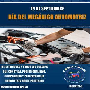 Lee más sobre el artículo DÍA DEL MECÁNICO AUTOMOTRIZ