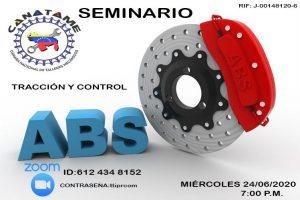 Lee más sobre el artículo SEMINARIO TRACCIÓN Y CONTROL ABS