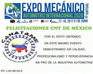 Reconocimiento a la CNT de México