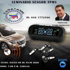 Lee más sobre el artículo SEMINARIO SENSOR TPMS