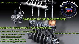 CURSO INYECCIÓN AUTOMOTRIZ